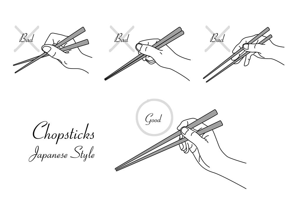 箸 持ち方 練習