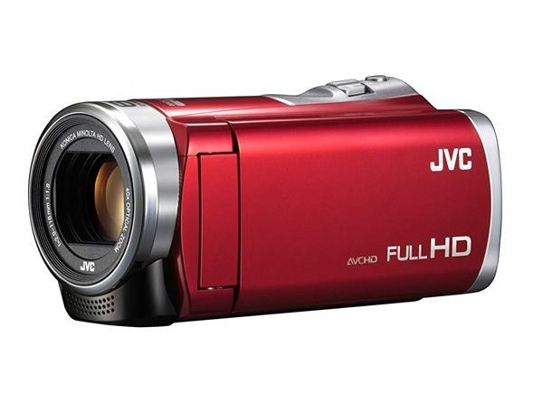 JVCビデオカメラ
